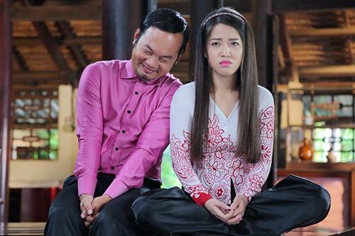 Nhan Phúc Vinh, Tường Vi đóng cặp trong phim hài Tết - ảnh 3
