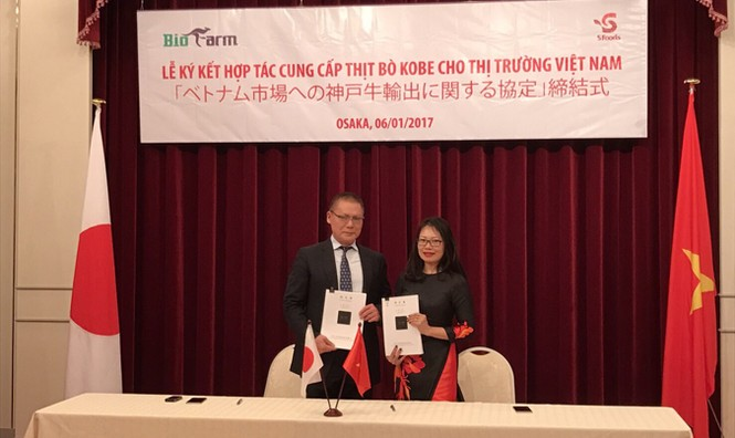 Thịt bò Kobe chuẩn Nhật chính thức về Việt Nam - ảnh 2