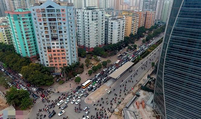 Đô thị vệ tinh sẽ giảm tải khu nội đô Hà Nội thế nào? - ảnh 1