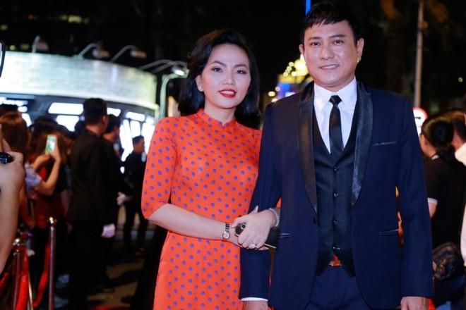 Dàn mỹ nhân Việt 'đổ bộ' thảm đỏ lễ trao giải điện ảnh - ảnh 10