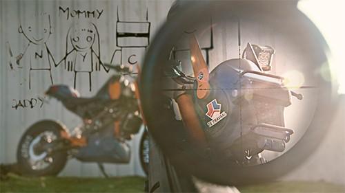 Tròn mắt với KTM Duke 200 độ kỳ quái - ảnh 5