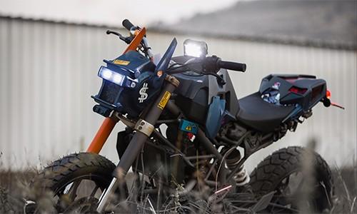 Tròn mắt với KTM Duke 200 độ kỳ quái - ảnh 7
