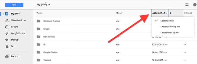 Cách dọn dẹp để tăng bộ nhớ lưu trữ cho Google Drive - ảnh 3