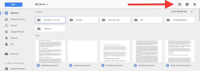 Cách dọn dẹp để tăng bộ nhớ lưu trữ cho Google Drive - ảnh 2