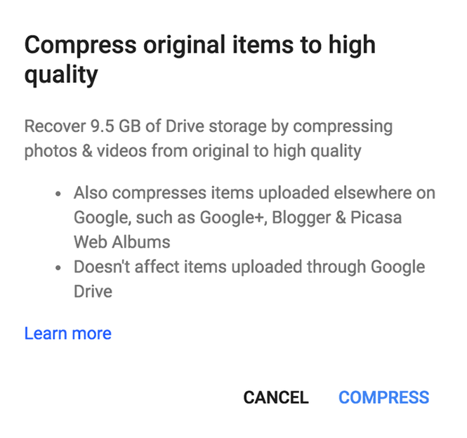 Cách dọn dẹp để tăng bộ nhớ lưu trữ cho Google Drive - ảnh 7