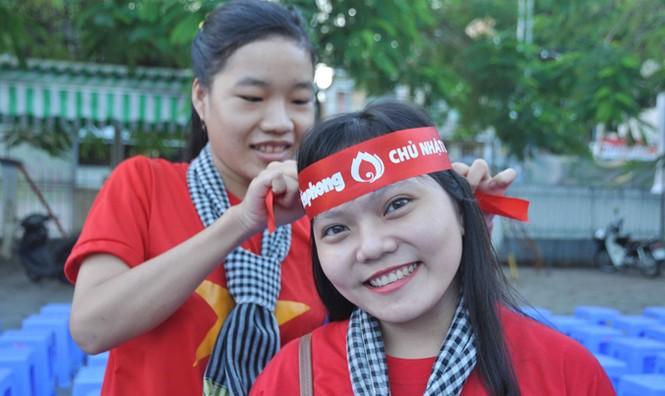 Hoa hậu Đại Dương, Top 10 HHVN hiến máu ở Cần Thơ - ảnh 5