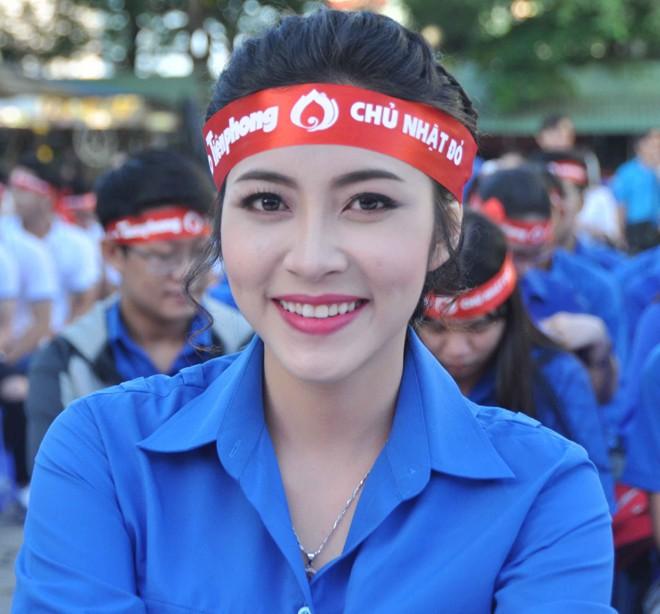 Hoa hậu Đại Dương, Top 10 HHVN hiến máu ở Cần Thơ - ảnh 2