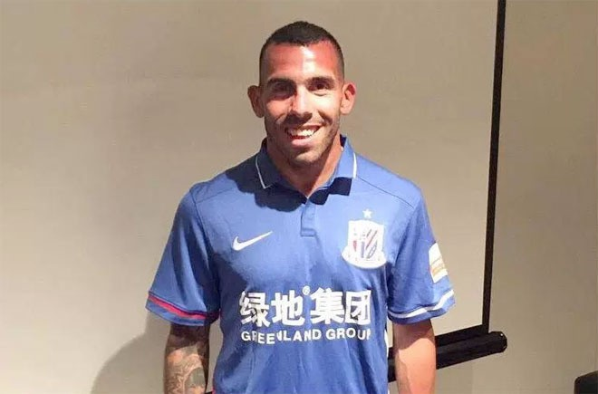 Tevez đi nghỉ trăng mật trước khi sang Trung Quốc thi đấu - ảnh 5
