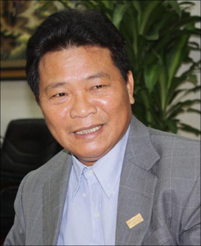 Bắt tạm giam cựu Chủ tịch ngân hàng Đại Tín - ảnh 1