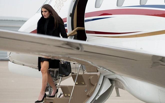 Nữ giám đốc truyền thông bí ẩn của Trump ở Nhà Trắng - ảnh 10