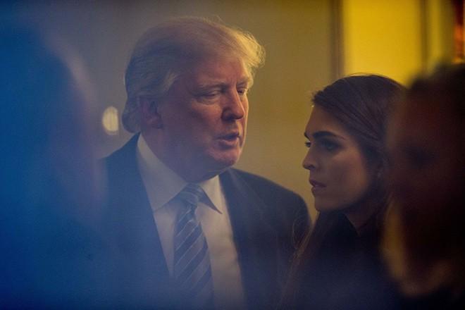 Nữ giám đốc truyền thông bí ẩn của Trump ở Nhà Trắng - ảnh 5