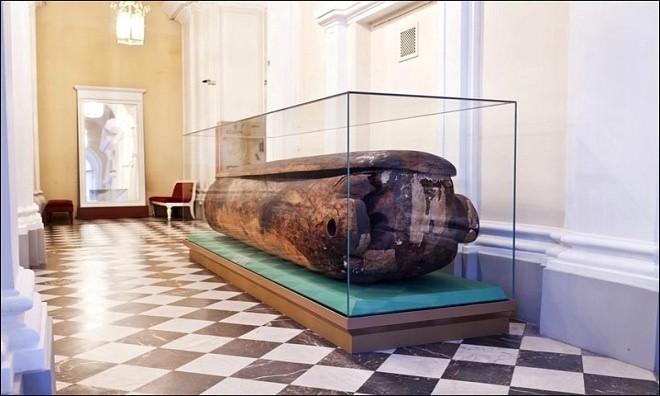 Hình xăm mãnh hổ trên xác ướp cặp đôi nghìn tuổi - ảnh 2