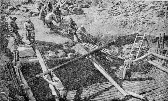 Hình xăm mãnh hổ trên xác ướp cặp đôi nghìn tuổi - ảnh 4