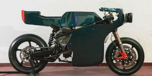 Soi 'cú đêm' cực ngầu Ducati 750 F1 - ảnh 2