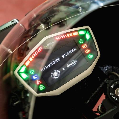 Soi 'cú đêm' cực ngầu Ducati 750 F1 - ảnh 5