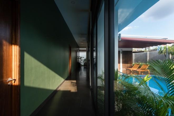 Căn nhà 200m2 tiện nghi như resort của nữ đại gia Bình Dương - ảnh 11