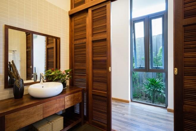 Căn nhà 200m2 tiện nghi như resort của nữ đại gia Bình Dương - ảnh 12