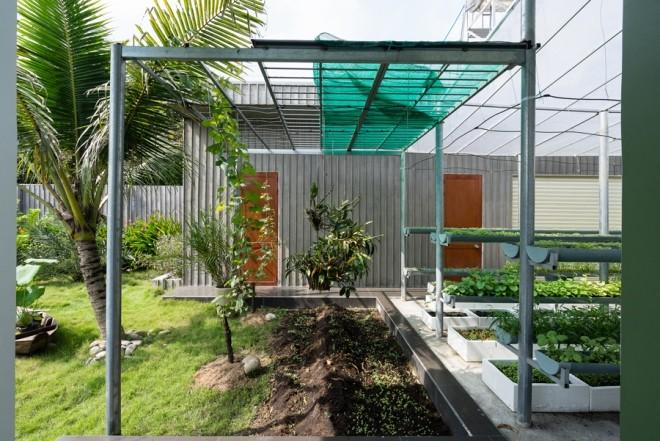 Căn nhà 200m2 tiện nghi như resort của nữ đại gia Bình Dương - ảnh 13