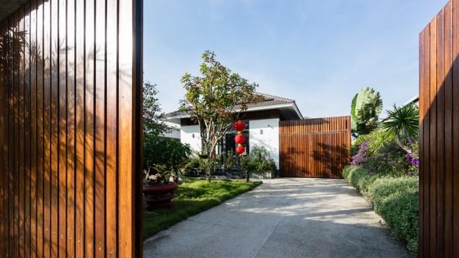Căn nhà 200m2 tiện nghi như resort của nữ đại gia Bình Dương - ảnh 2