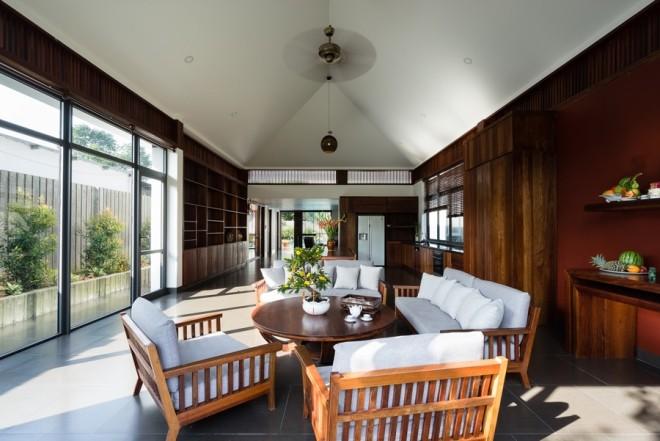 Căn nhà 200m2 tiện nghi như resort của nữ đại gia Bình Dương - ảnh 3
