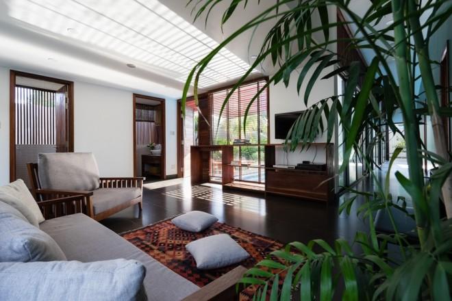 Căn nhà 200m2 tiện nghi như resort của nữ đại gia Bình Dương - ảnh 4