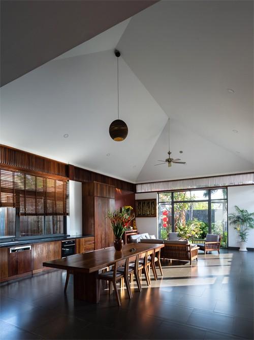 Căn nhà 200m2 tiện nghi như resort của nữ đại gia Bình Dương - ảnh 5