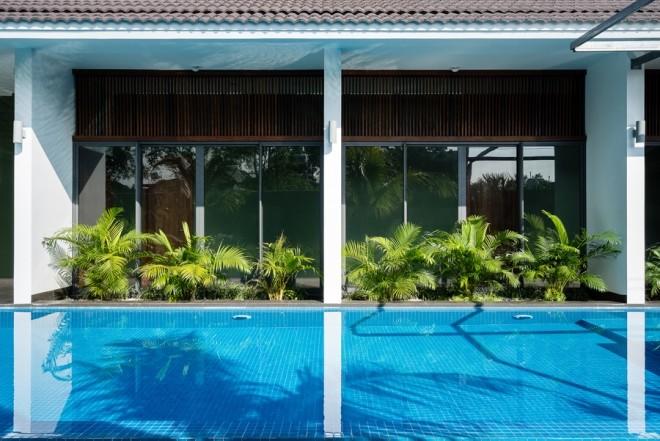 Căn nhà 200m2 tiện nghi như resort của nữ đại gia Bình Dương - ảnh 9