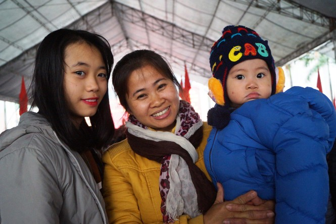 3.500 thanh niên Hà Nội lên đường nhập ngũ - ảnh 12