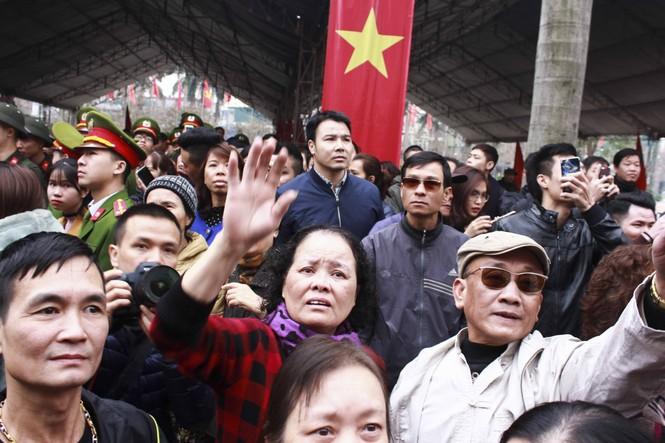 3.500 thanh niên Hà Nội lên đường nhập ngũ - ảnh 16