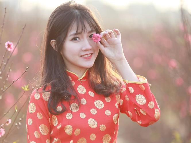 'Hot girl vườn đào' Kiều Trinh bật khóc trong MV mới - ảnh 2