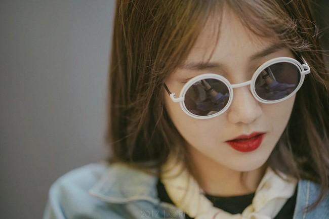 'Hot girl vườn đào' Kiều Trinh bật khóc trong MV mới - ảnh 4