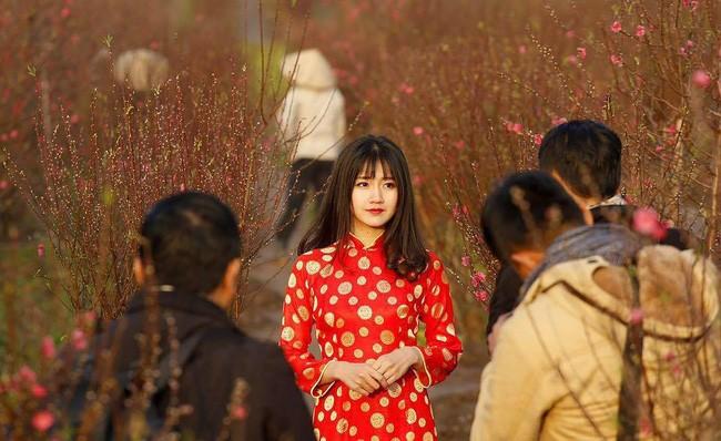 'Hot girl vườn đào' Kiều Trinh bật khóc trong MV mới - ảnh 1