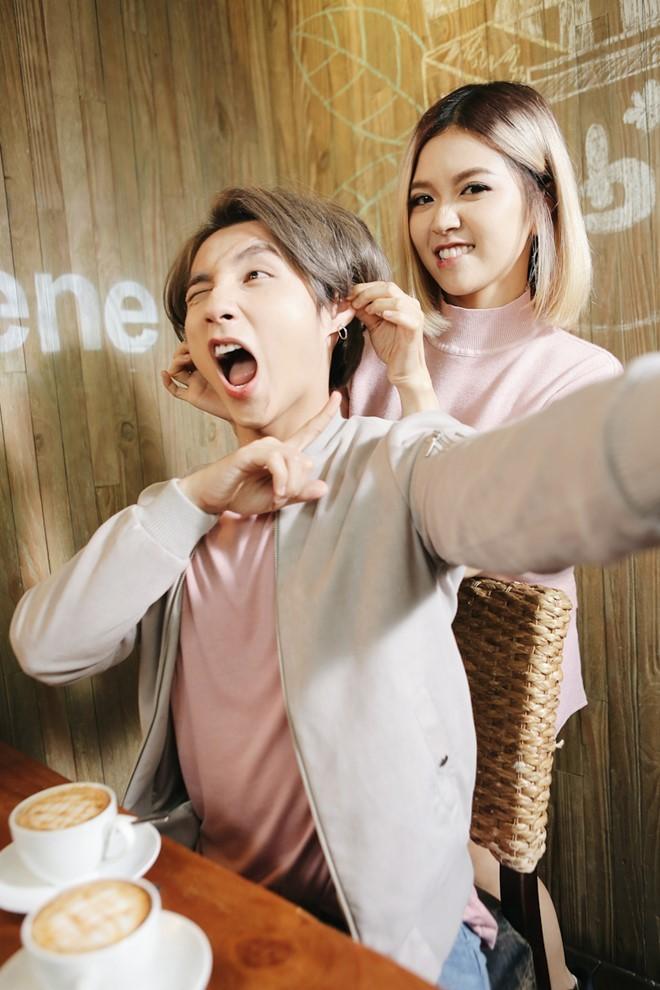 Sơn Tùng M-TP nhí nhảnh selfie cùng Suni Hạ Linh - ảnh 5