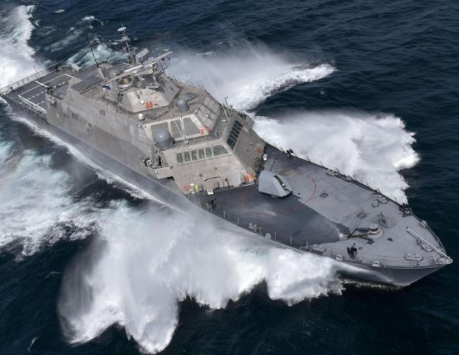 Dàn gần 300 chiến hạm làm nên sức mạnh hải quân Mỹ - ảnh 11