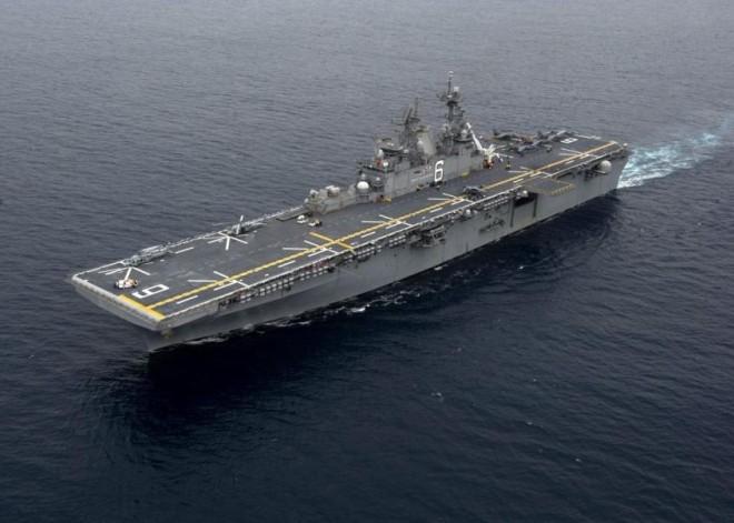 Dàn gần 300 chiến hạm làm nên sức mạnh hải quân Mỹ - ảnh 2