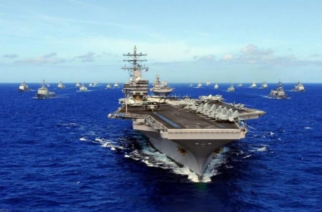 Dàn gần 300 chiến hạm làm nên sức mạnh hải quân Mỹ - ảnh 1