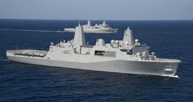 Dàn gần 300 chiến hạm làm nên sức mạnh hải quân Mỹ - ảnh 3