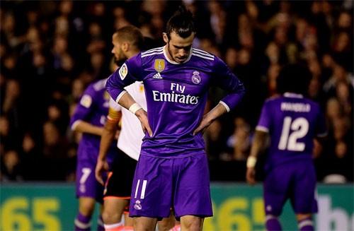 Real thua Valencia, cuộc đua Liga lại rộng mở cho Barca - ảnh 2