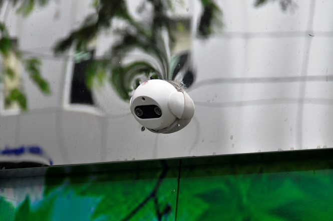 Nhà vệ sinh năng lượng mặt trời ở trung tâm Sài Gòn - ảnh 12