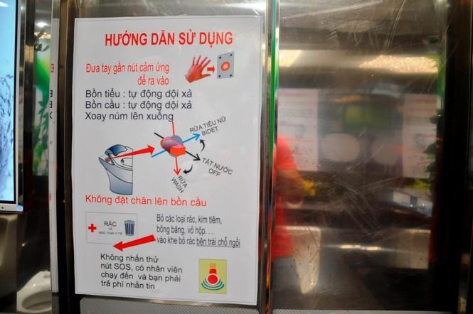 Nhà vệ sinh năng lượng mặt trời ở trung tâm Sài Gòn - ảnh 18