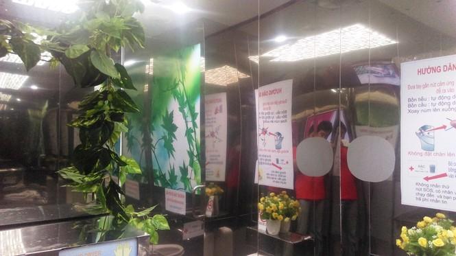 Nhà vệ sinh năng lượng mặt trời ở trung tâm Sài Gòn - ảnh 4