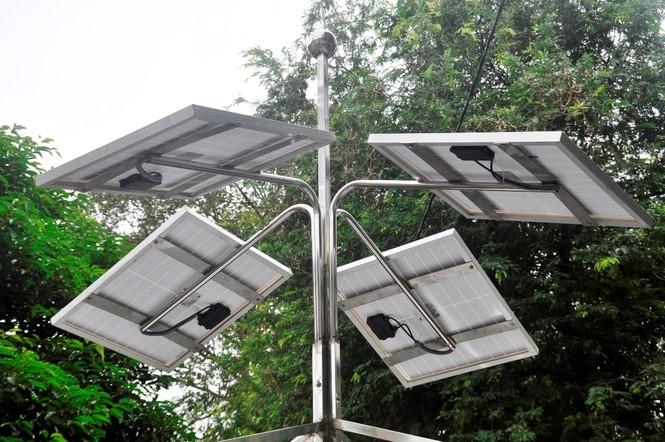 Nhà vệ sinh năng lượng mặt trời ở trung tâm Sài Gòn - ảnh 6