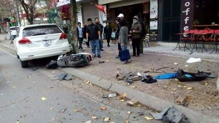 BẢN TIN ATGT: Hai ô tô đâm nhau trực diện, 10 người thương vong - ảnh 3