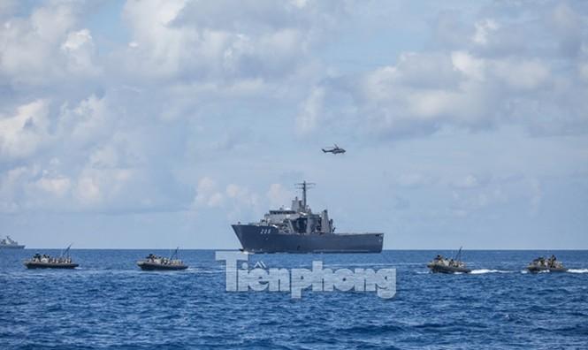 Cận cảnh đặc công Việt Nam đọ tài với đặc nhiệm các nước - ảnh 11