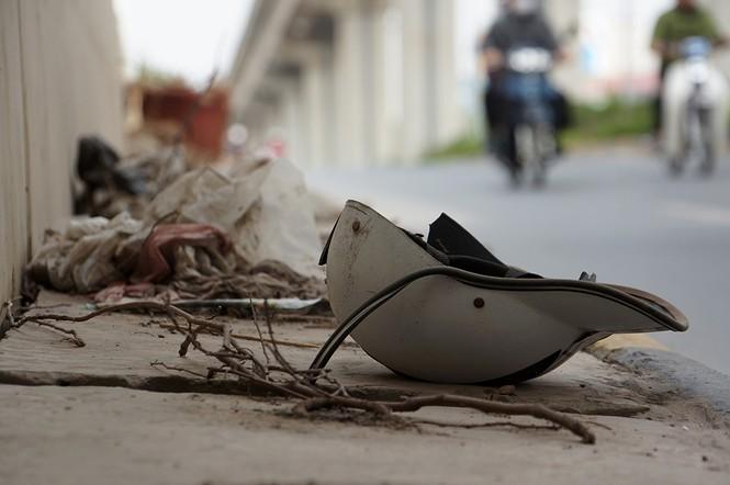 Hầm chui hơn 500 tỷ ở Hà thành nhếch nhác, ngập rác - ảnh 6