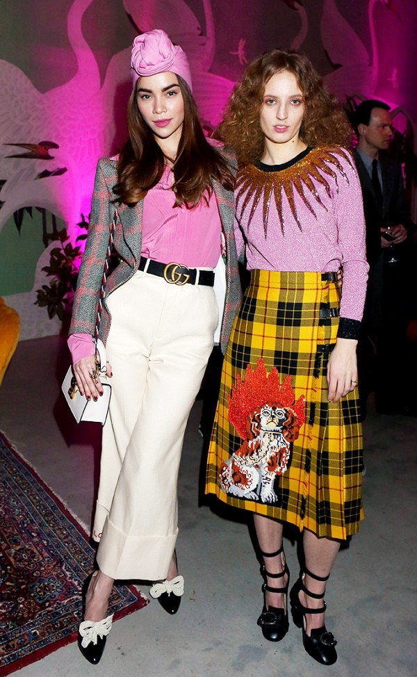 Hà Hồ vào nhóm sao mặc đẹp nhất Milan Fashion Week - ảnh 1