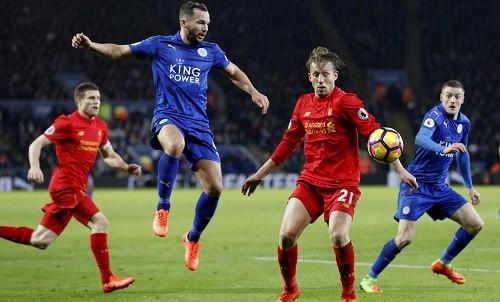 Leicester đánh bại Liverpool sau khi Ranieri ra đi - ảnh 1