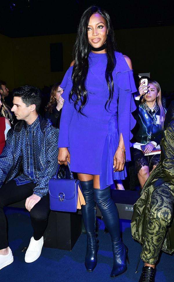Hà Hồ vào nhóm sao mặc đẹp nhất Milan Fashion Week - ảnh 2