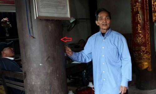 Bắc Ninh: Cây sưa 400 tuổi ở đình Đông Cốc có gì đặc biệt? - ảnh 11