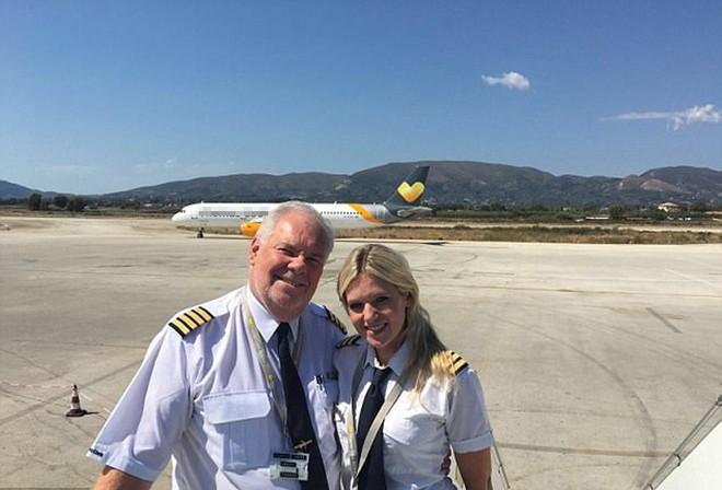 Một ngày của nữ phi công 26 tuổi lái máy bay đường dài - ảnh 10